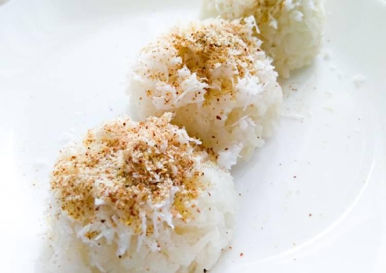 Resep Ketan Bubuk Ricecooker