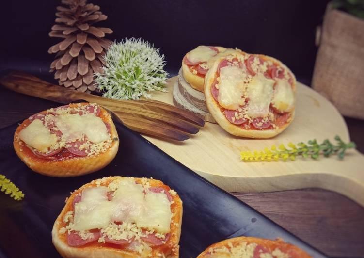 Resep Pizza Roti