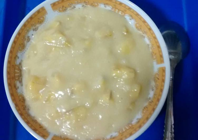 Resep Kolak pisang