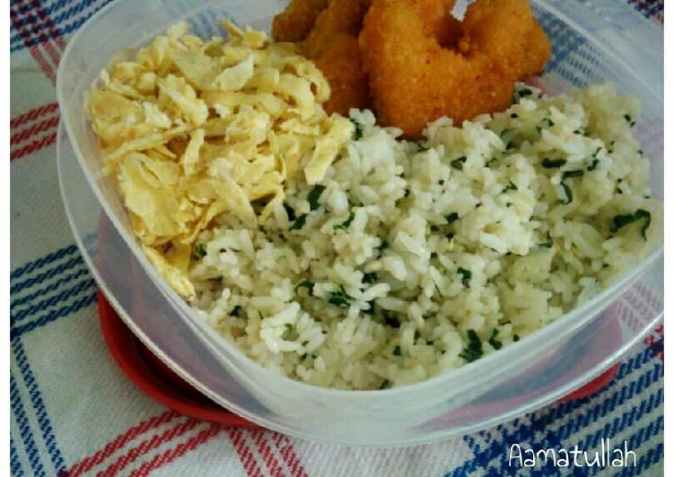 Resep Nasi goreng simple