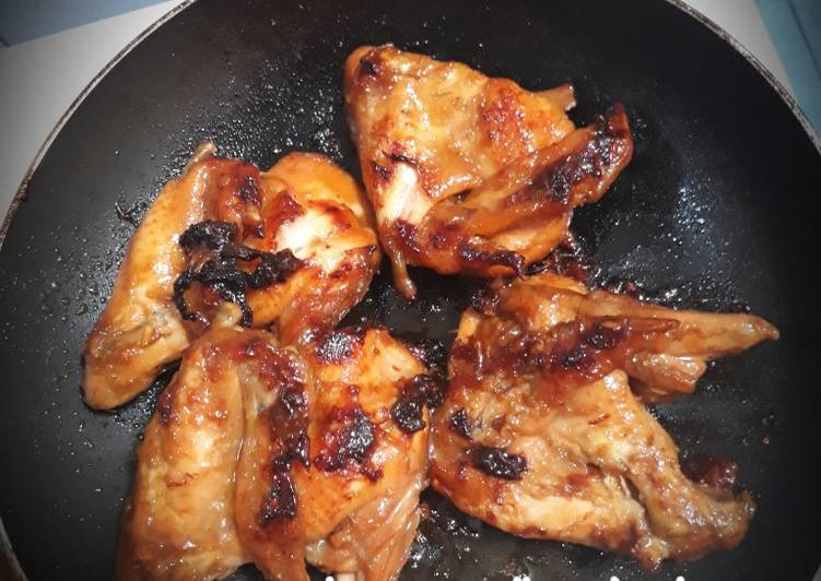 Resep Spicy Chicken Wing