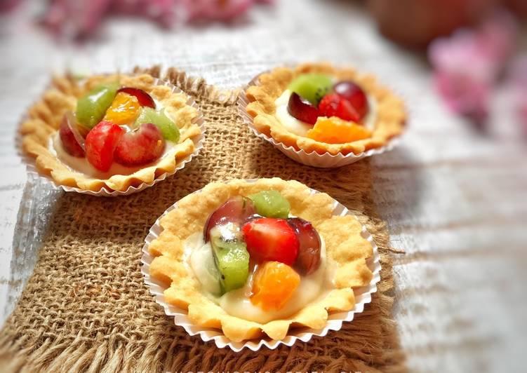 Resep Fruit pie #pekaninspirasi
