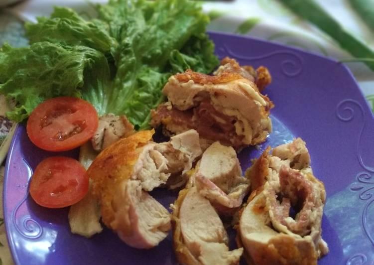 Resep Ayam digulung 1
