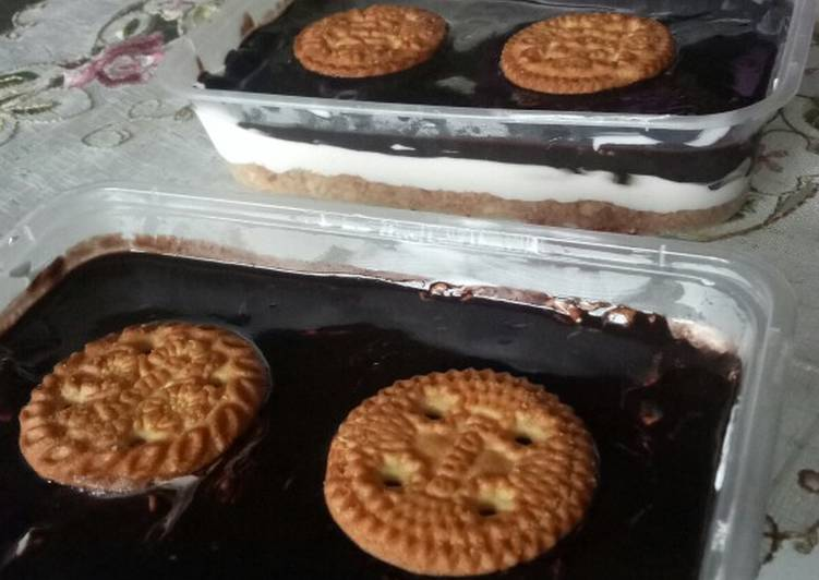 Resep Roma Kelapa Dessert Box