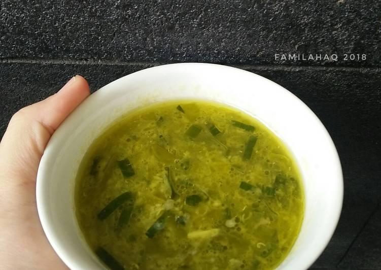 Resep Sambal Gorengan / Sambal Serabi / Sambal Ijo Daun Bawang