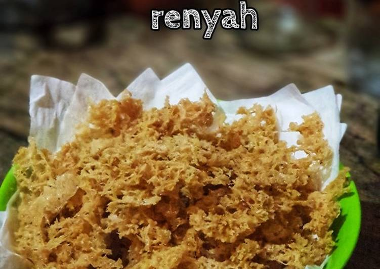 Resep Kremesan Ayam Renyah