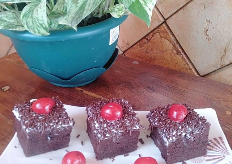 Resep Cake cokelat kukus