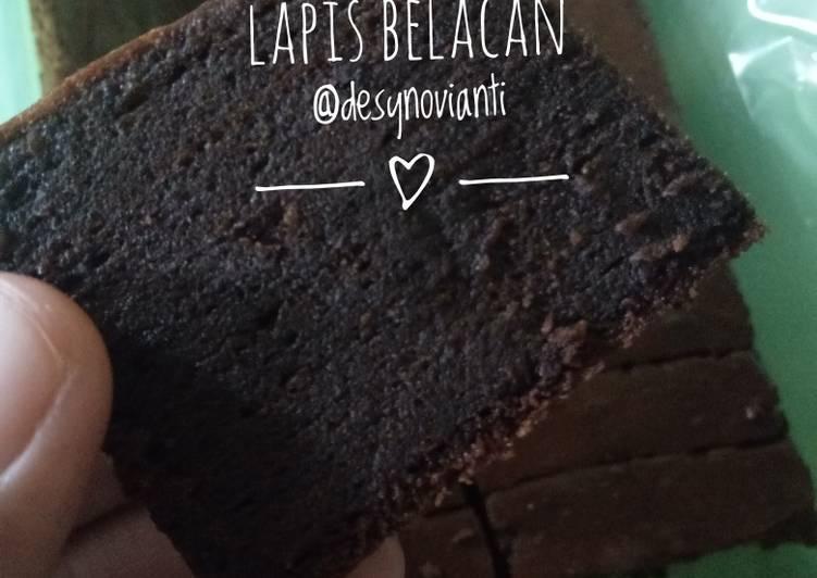 Resep Lapis Belacan