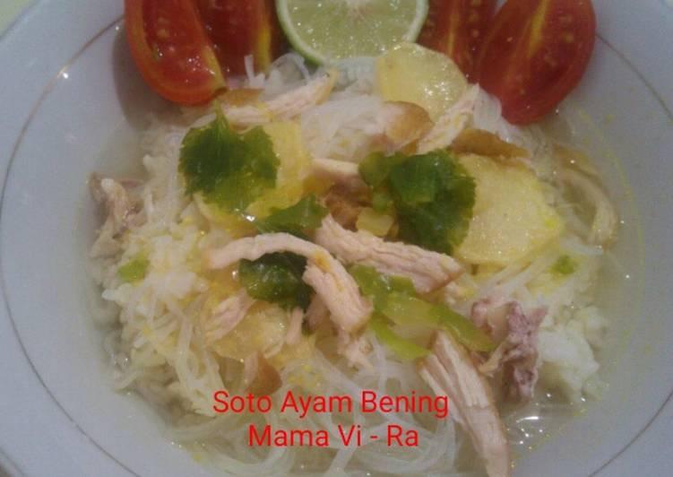 Resep Soto Ayam Bening
