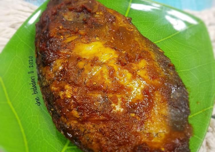 Resep Gurame Panggang madu (oven)