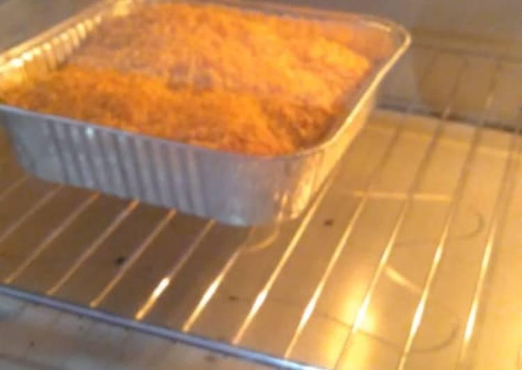 Resep Roti sobek full keju