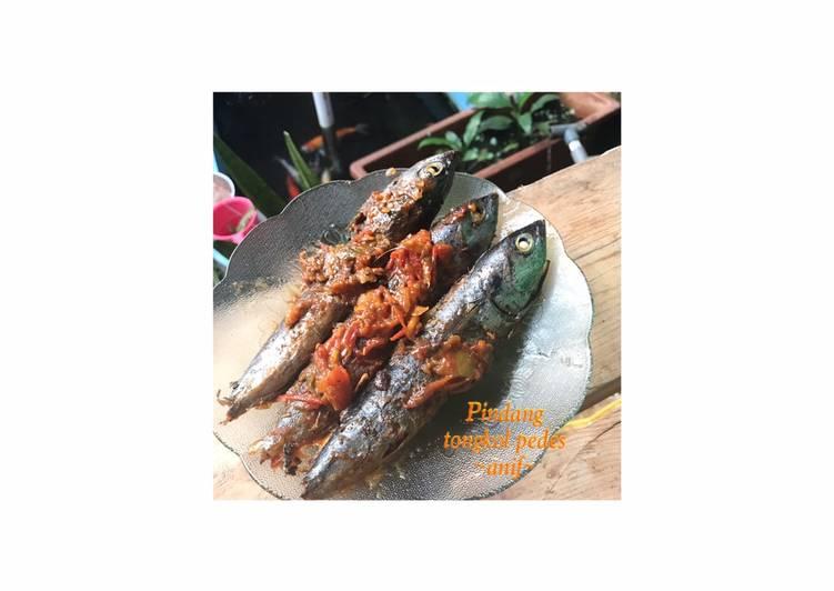 Resep Pindang tongkol pedes