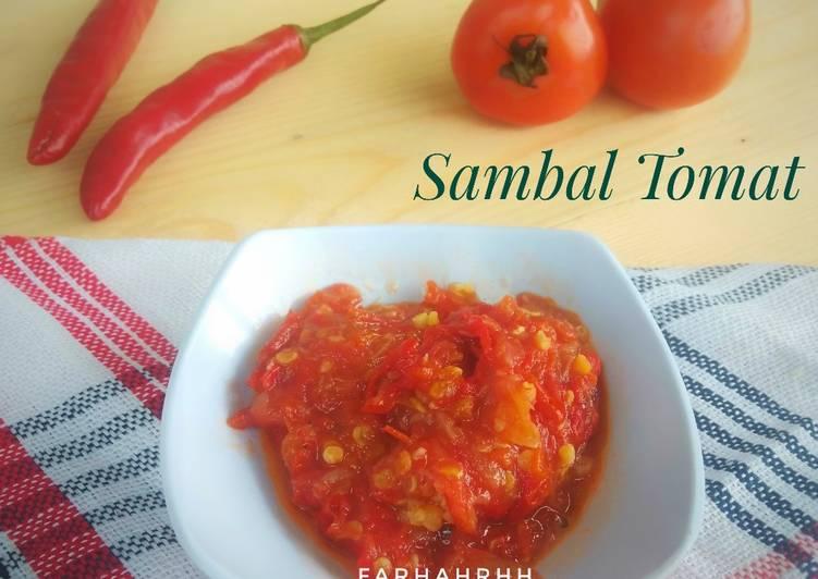 Resep Sambal Tomat Goreng