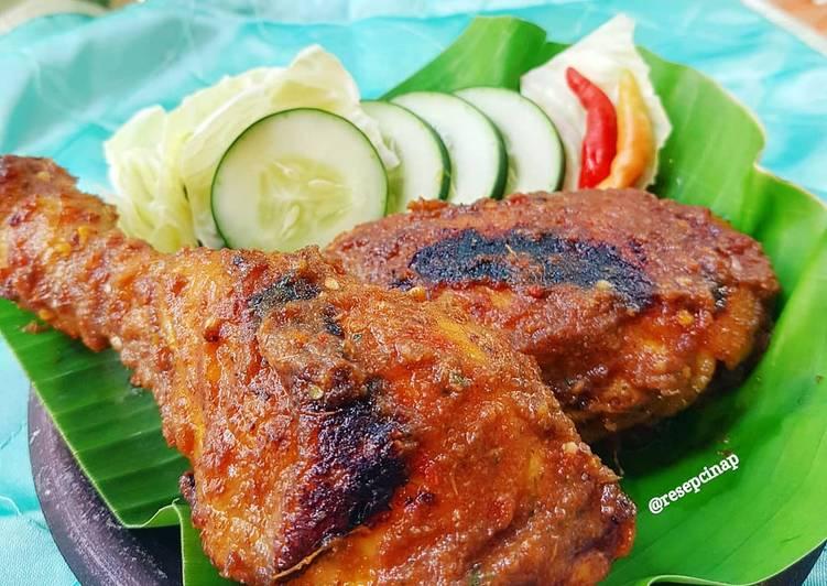 Resep Ayam Bakar Godong