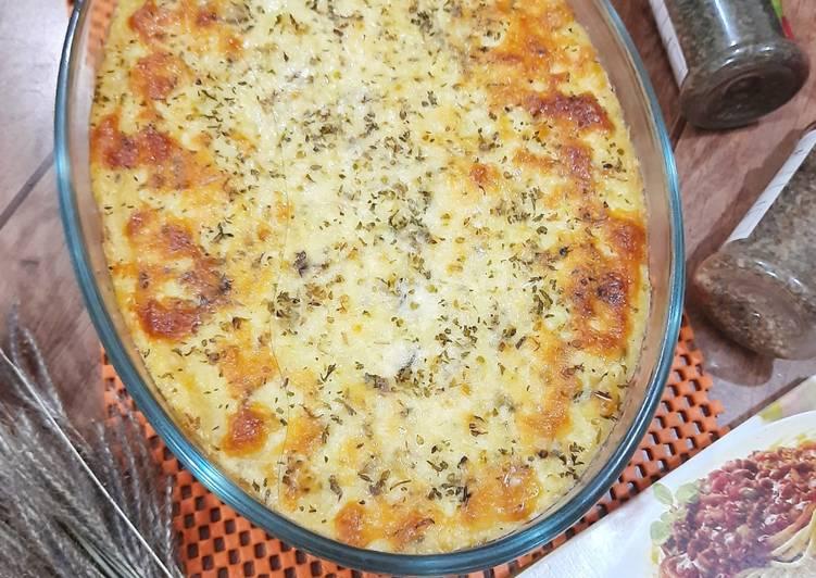 Resep Spaghetti Brulee