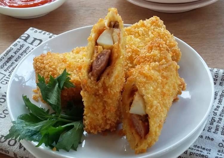 Resep AmRis Roti Tawar