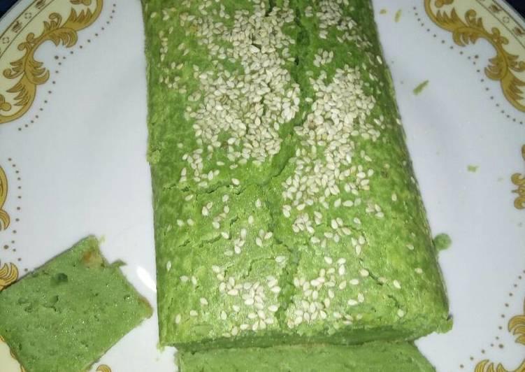 Resep Bolu Kacang hijau