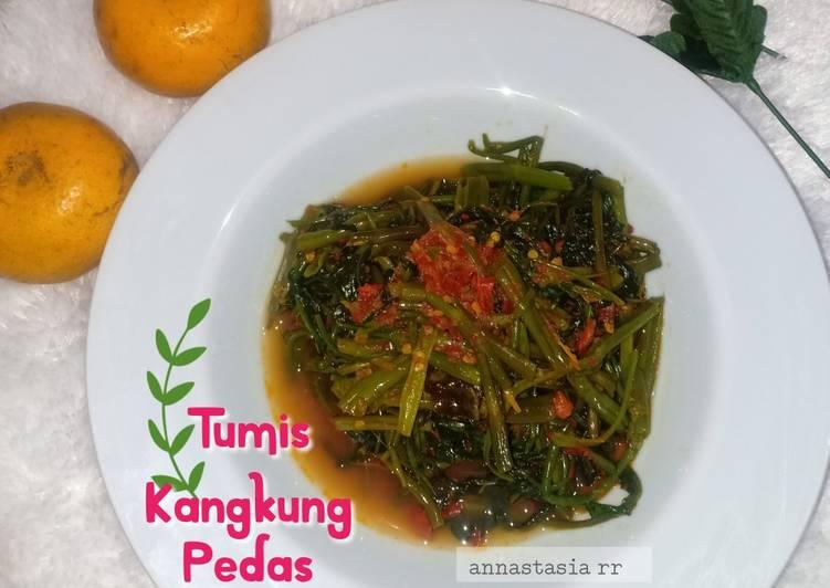 Resep Tumis Kangkung Pedas