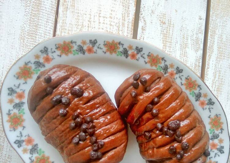 Resep Roti Cokelat