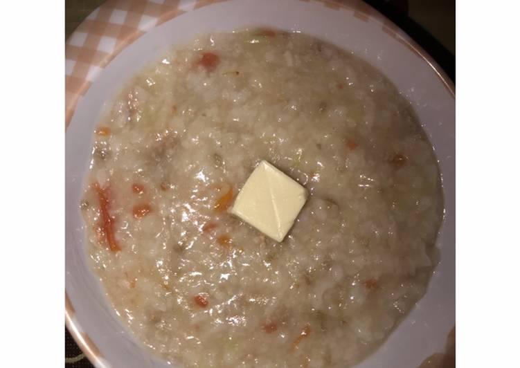 Resep Sup Daging Tomat (mpasi 9 bulan)