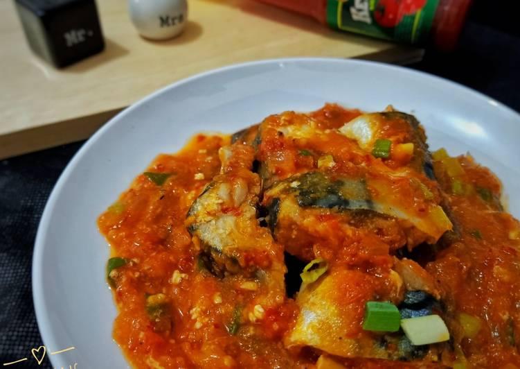 Resep Ikan Sarden Kaleng Homemade