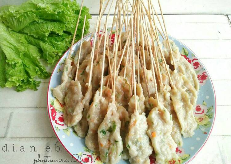 Resep Sempol Ayam Malang Markotop
