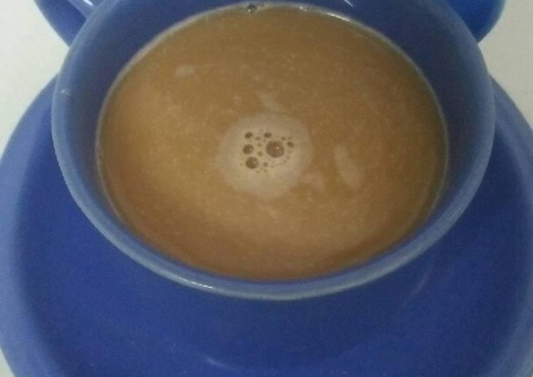 Resep Hot Coffee Cocho Gula Aren