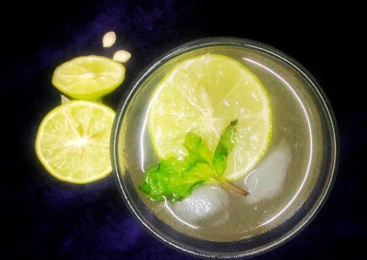 Resep Minted Limeade