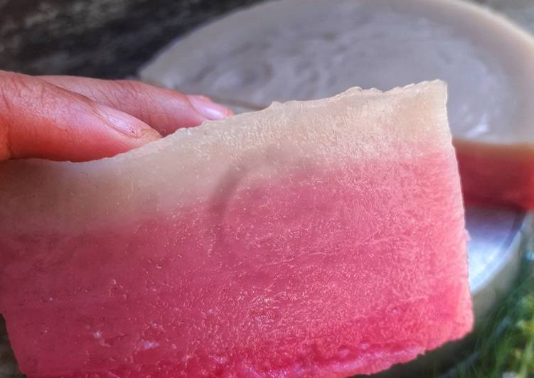 Resep Lapis Pepe ombre
