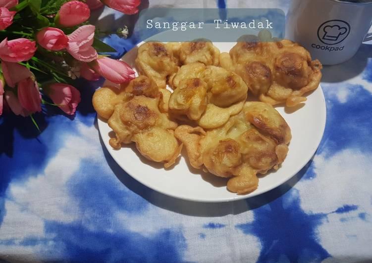 Resep Cempedak Goreng/ Sanggar Tiwadak