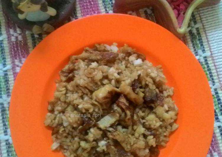 Resep Tamago Gohan / Nasi Telur