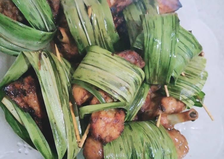 Resep Ayam Goreng Pandan Thailand