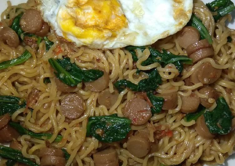 Resep Indomie pedas