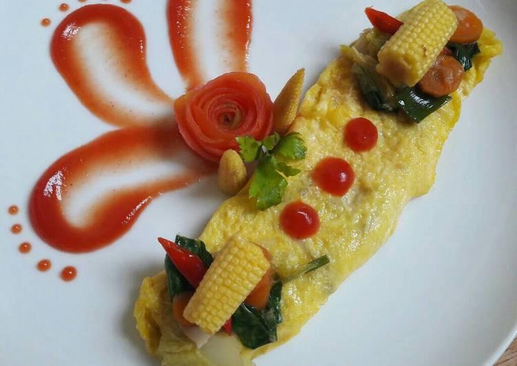 Resep Omelette /aop_platingbarengomelette