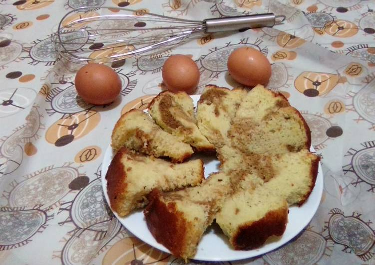 Resep Cake Pandan