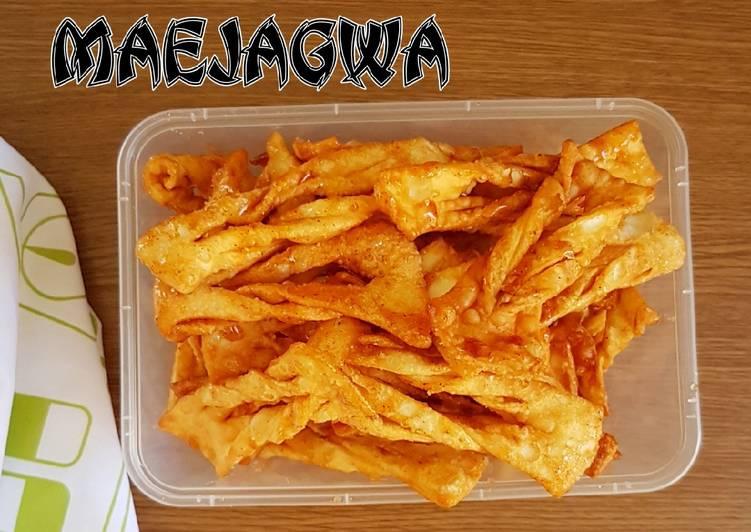 Resep Maejagwa