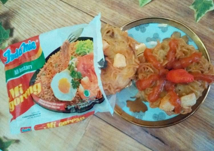 Resep Donat indomie#rabubaru#cookpadcommunity