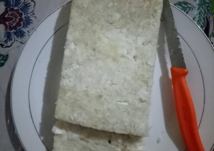 Resep Gethuk kethek homemade