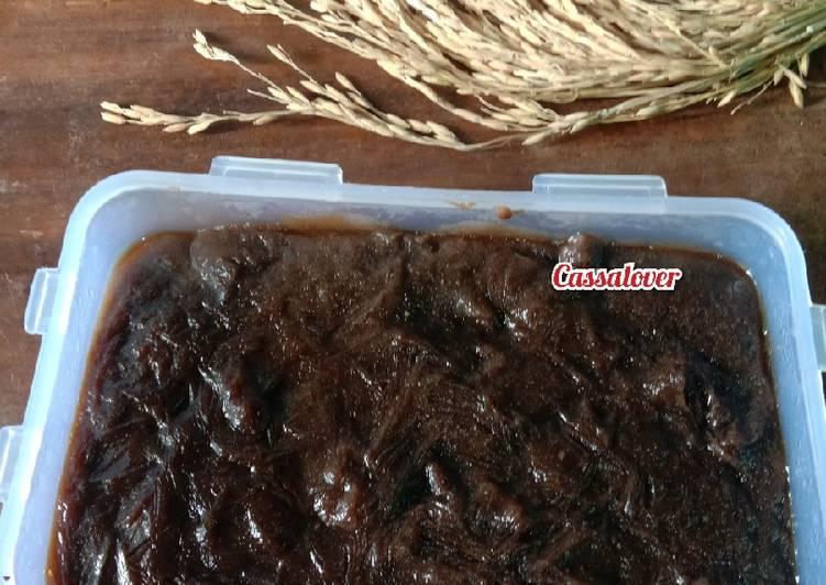 Resep Petis Udang Homemade