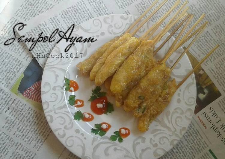 Resep Sempol ayam yummy