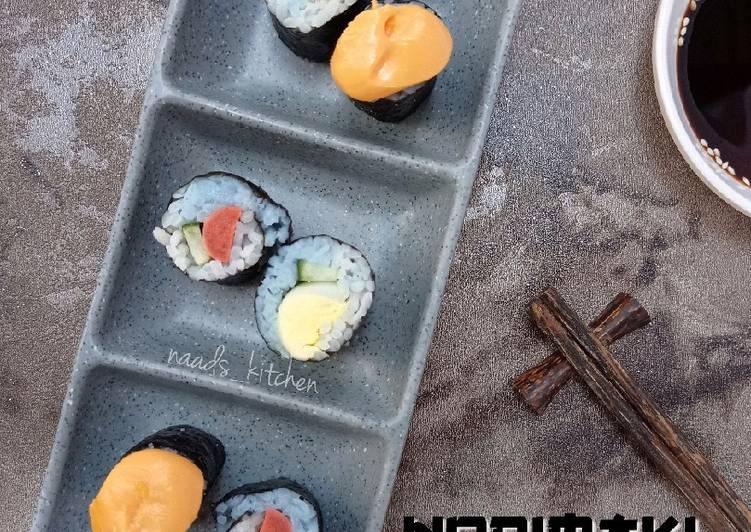 Resep Norimaki Sushi