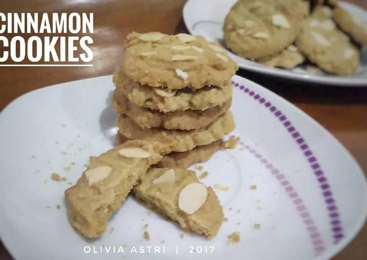 Resep Cinnamon Cookies