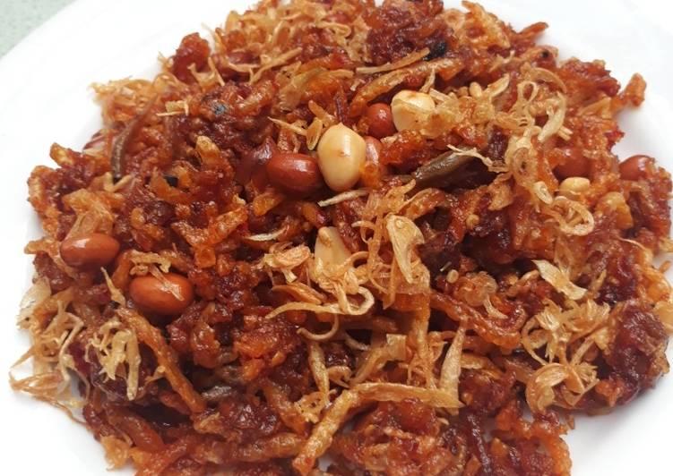 Resep Sambal Goreng Kentang Kacang Teri