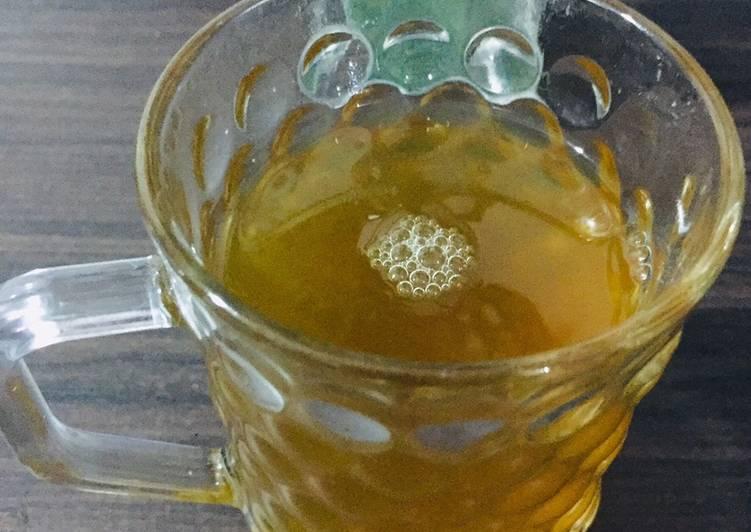 Resep Minuman Pereda Batuk