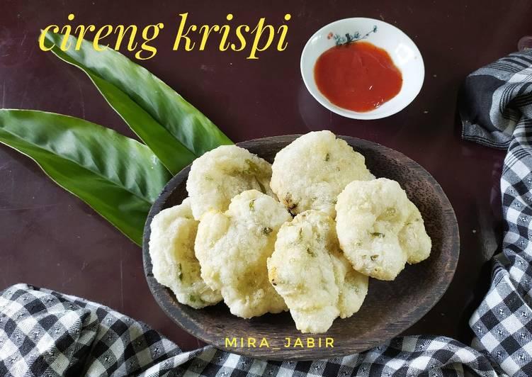 Resep Cireng Krispi #102