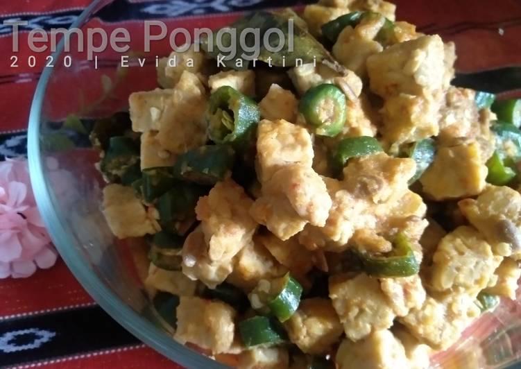 Resep Tempe Ponggol