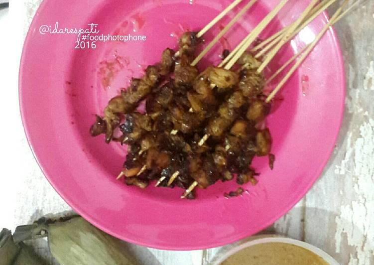 Resep Sate Ayam Kilat