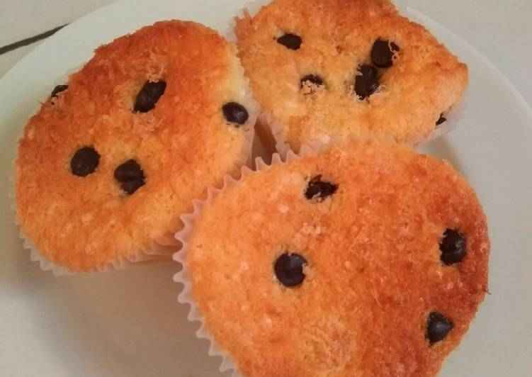 Resep Coconut Cup Cake