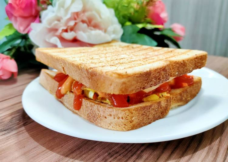 Resep Korean Toast for Quick Brunch (Gilgeori Toast) ~ Part 1