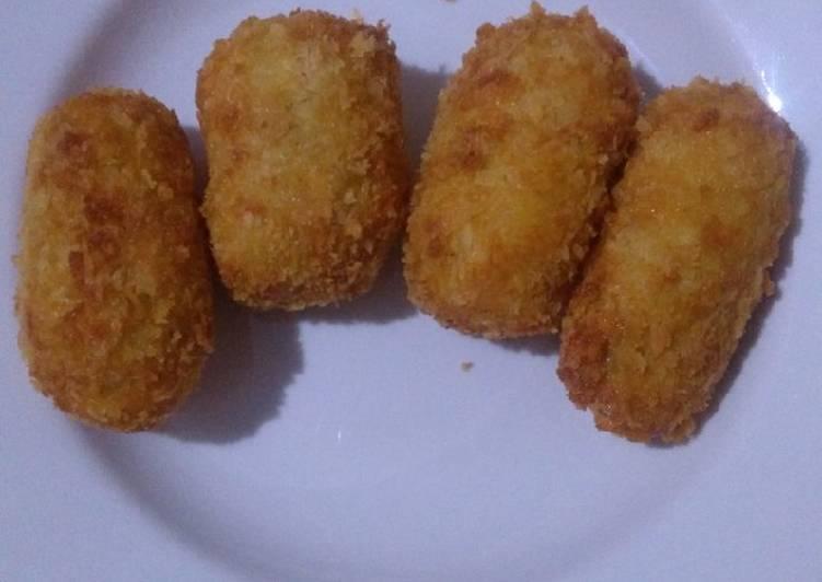 Resep Kroket ayam